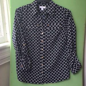 Charter Club Petite blouse